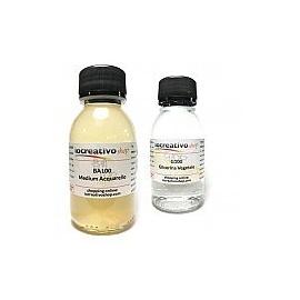 Medium 100 ml k pigmentům - arabská guma