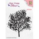 Razítko silikonové strom