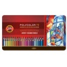 Souprava pastelek polycolor 72 ks - karton