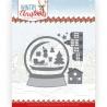 Vyřezávací šablona sněžítko