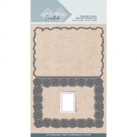 Vyřezávací šablona karta
