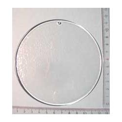 Závěs do okna kruh 12 cm