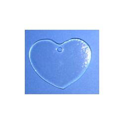 Větší srdce 5 cm