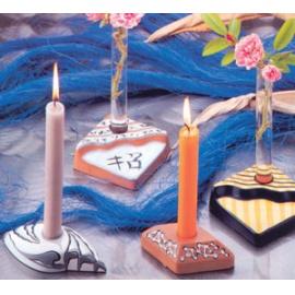 Forma na odlévání držák na svíčku