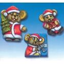 Forma na odlévání vánoční myška