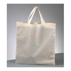 Bavlněná taška 38*42-natur dl.