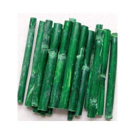 Bambus 10 cm * 10 ks - tmavě zelený