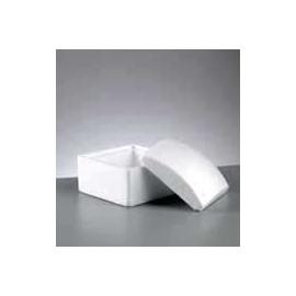 Polystyrenová krabička-čtverec