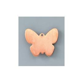 Výsek pro smalt - motýl větší