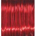 Měď.lak drát 0,5mm/25m-červený