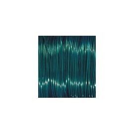 Měď.lak drát 0,5mm/25m-zelený
