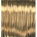 Měď.lak drát 0,5mm/25m-zlatý