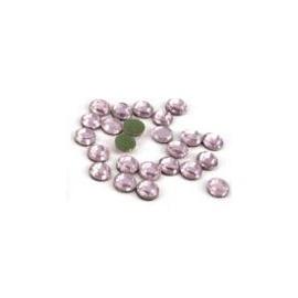 Hot fix nažehlovací kamínky  Ametyst 1gr-cca70ks 2,8mm
