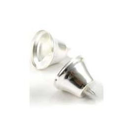 Zvoneček stříbrný 2,5 cm