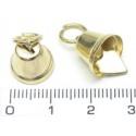 Zvoneček zlatý 1,5 cm