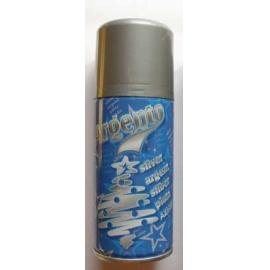 Spray stříbrný