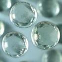 Nugety sklo 100gr- crystal 13-15 mm