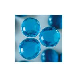 Nugety sklo 100gr-sv.modr 13-15 mm