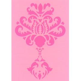 Šablona - ornament 20*15 cm 18