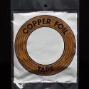 Folie vitrážní páska 6,4 mm měděná/měď