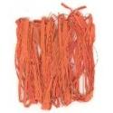 Rafia 25 gr.-oranžová