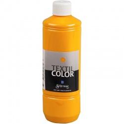 Barva na textil 500 ml - zlatožlutá