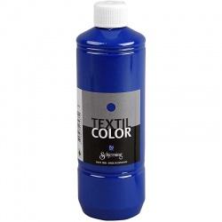 Barva na textil 500 ml - modrá