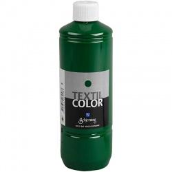 Barva na textil 500 ml - trávová