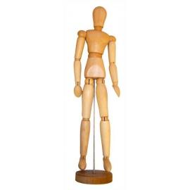 Manekýn 30 cm muž