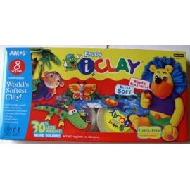 I-clay souprava 8 dílků