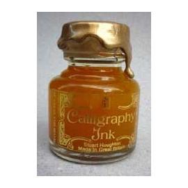 Manuscript Kaligrafický inkoust 30 ml - zlatý