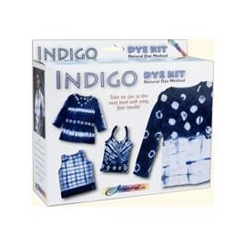 Indigo dye kit - modrotisk