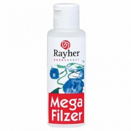 Mega filzer - pomůcka pro mokré plstětní