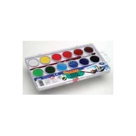 Vodovky anilinové 12 barev
