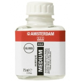 Medium Acryl lesk 75 ml