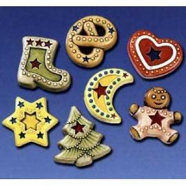 Forma na odlévání vánoce