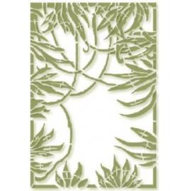 Šablona na textil bamboo 21*29,7 cm