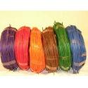 Pedig barvený  - sytě fialový 250 gr 2,25 mm