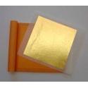 Dukátové zlato 25pl. 8*8 cm