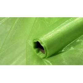 Organza šířka 40 cm /1 bm - světle zelená