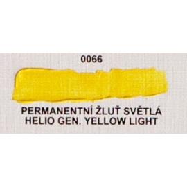 Umton olejová barva permanentní žluť střední 60 ml