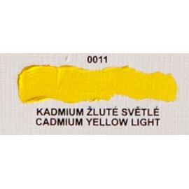 Umton olejová barva kadmium světlé žluté  60 ml