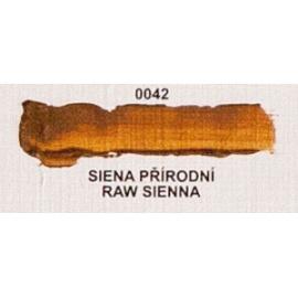 Umton olejová barva siena přírodní 60 ml