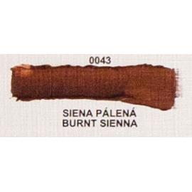 Umton olejová barva siena pálená 60 ml