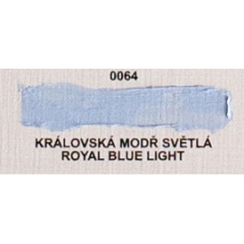 Umton olejová barva královská modř světlá 60 ml