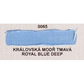 Umton olejová barva azurová modř 60 ml