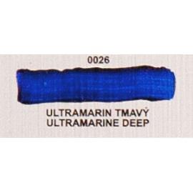 Umton olejová barva ultramarin tmavý 60 ml