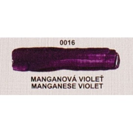 Umton olejová barva manganová violeť 60 ml