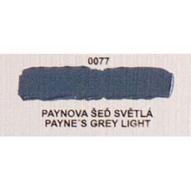 Umton olejová barva paynova šeď světlá 60 ml