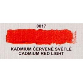Umton olejová barva kadmium červené sv. 20 ml